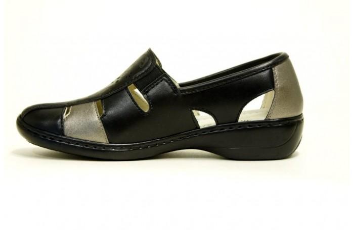 Mode Erika sandaalit Musta
